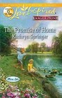 Promise of Home, The  (large print)