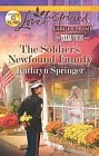 Soldier's Newfound Family, The  (large print)
