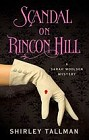 Scandal on Rincon Hill (Hardcover)