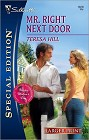 Mr. Right Next Door [Large Print]