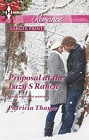 Proposal at the Lazy S Ranch  (large print)