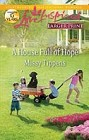 House Full of Hope, A (large print)