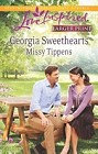 Georgia Sweethearts   (large print)