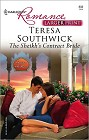 Sheikh's Contract Bride, The [Large Print]