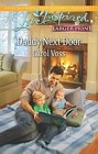 Daddy Next Door  (large print)