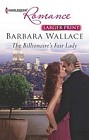 Billionaire's Fair Lady, The  (large print)