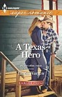 Texas Hero, A  (large print)