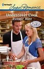 Undercover Cook  (large print)