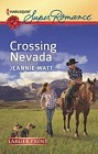 Crossing Nevada  (large print)