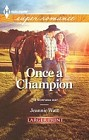 Once a Champion  (large print)