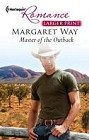 Master of the Outback  (large print)