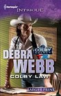 Colby Law  (large print)
