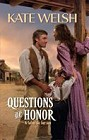 Questions Of Honor
