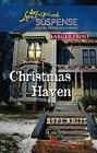 Christmas Haven  (large print)