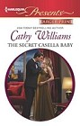Secret Casella Baby, The  (large print)