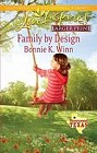 Family by Design  (large print)