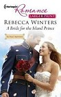 Bride for the Island Prince, A  (large print)