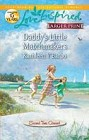 Daddy's Little Matchmakers  (large print)