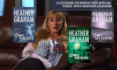 Click here to view the video featuring Heather Graham